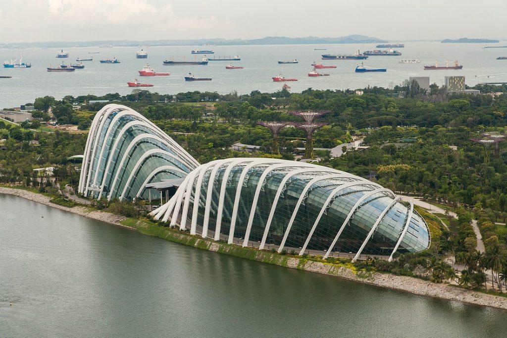 Strasse von Singapur