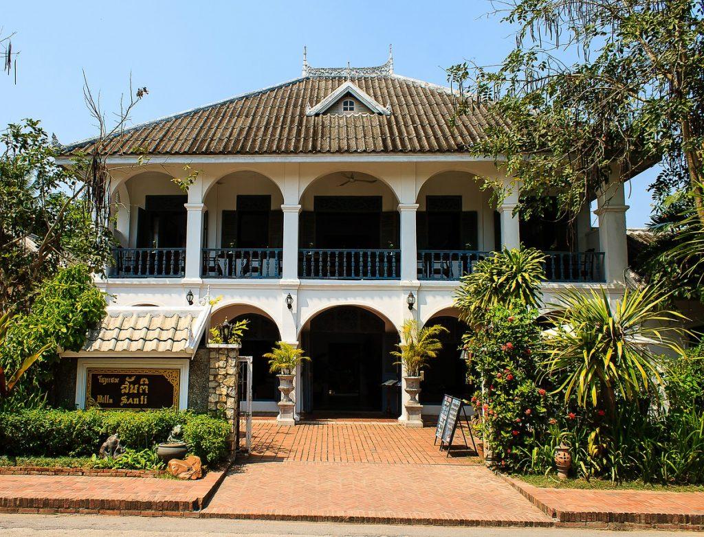 Luang Prabang Laos Kolonial