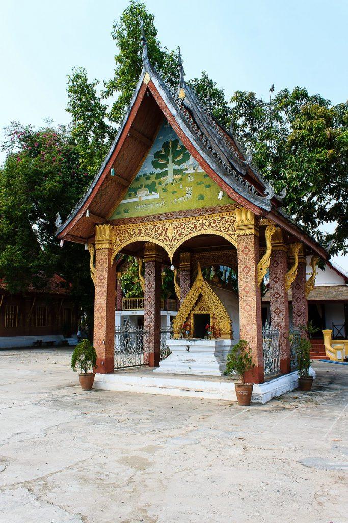 Luang Prabang Laos Tempel